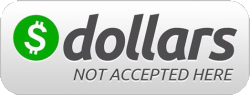 Dollars Not Accepted
