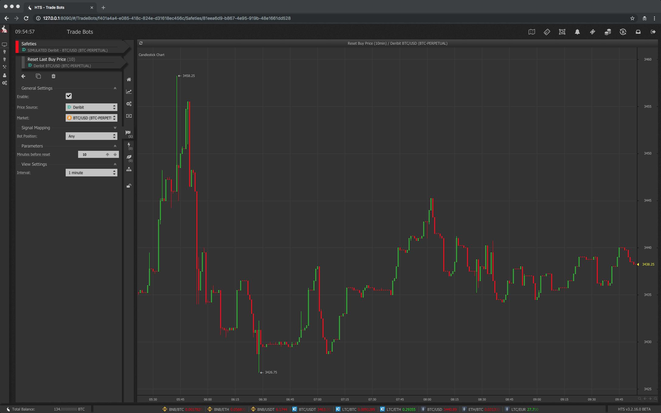 reset last buy price haasbot safety