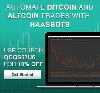 HaasBot Bitcoin Crypto Trading Bot