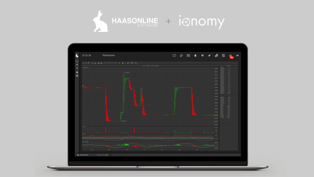 ionomy Alchemy exchange crypto trading bot