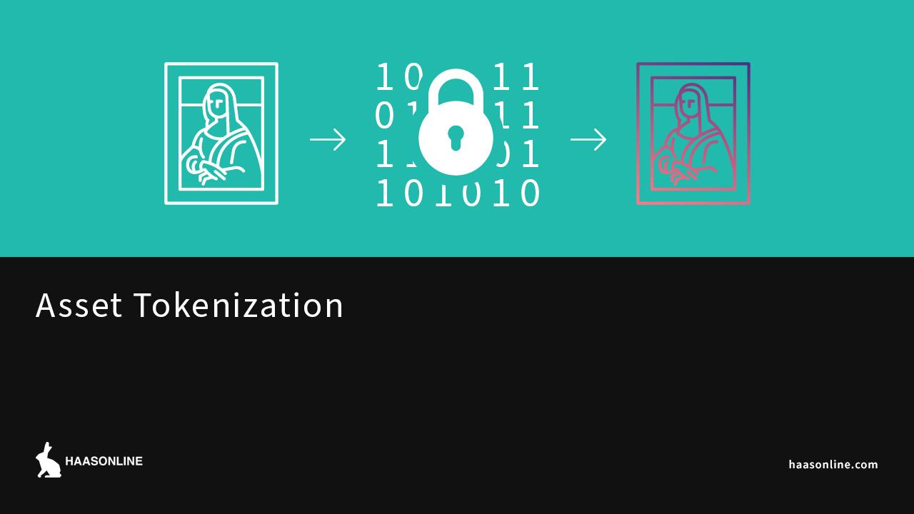crypto asset tokenization