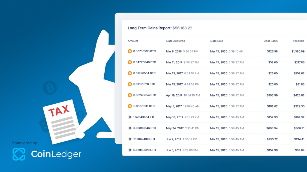 cryptocurrency trader taxes