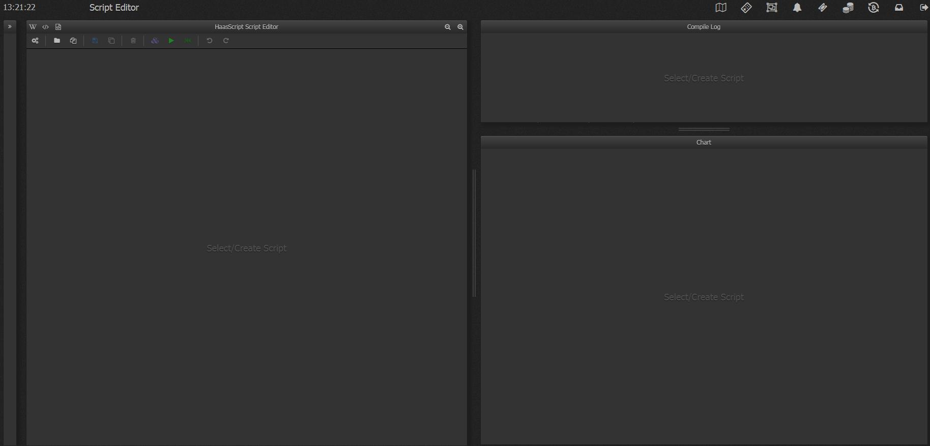 haas-script-blank-editor