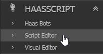 haas-script-menu