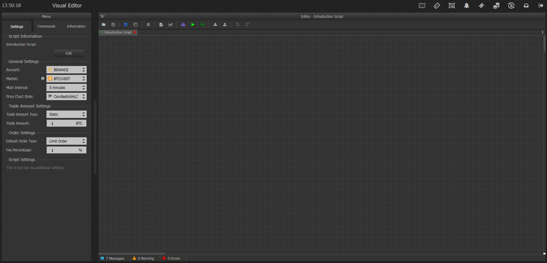 haas-script-visual-designer-blank-slate