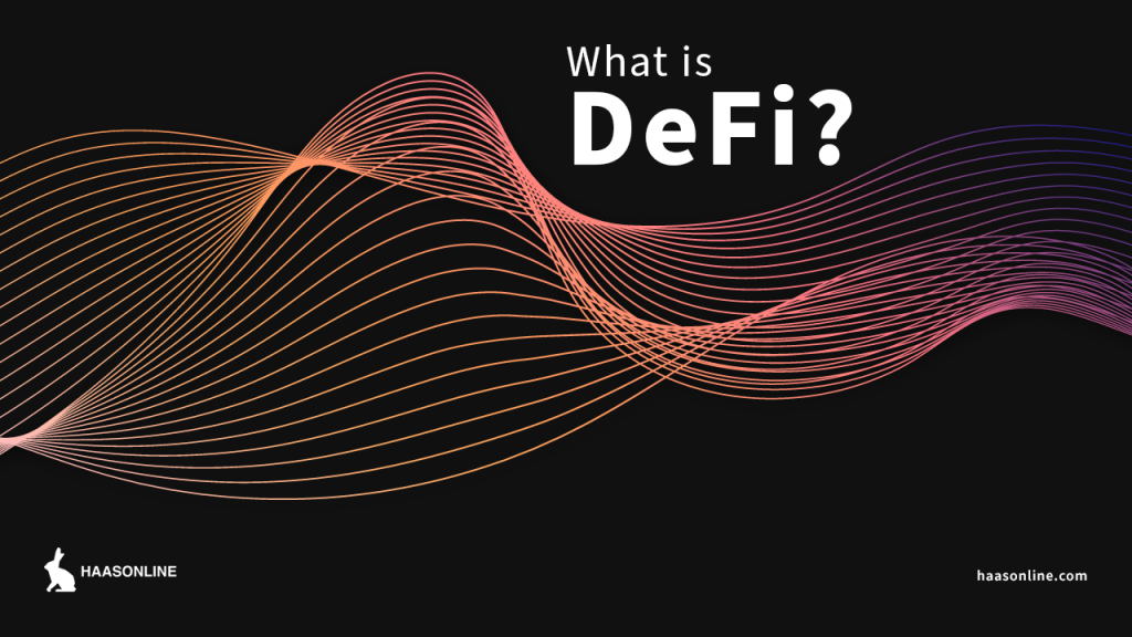what is defi decentralized finance